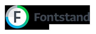 Fontstand logo